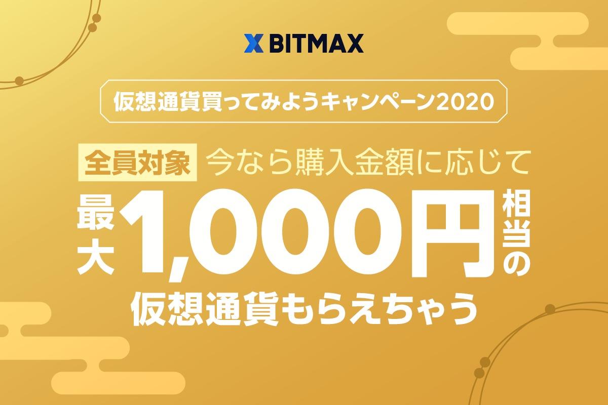 BITMAXキャンペーン
