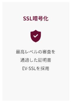 BITPOINTのSSL