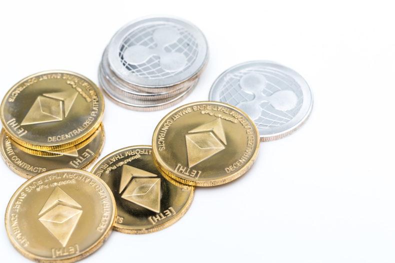 仮想通貨・リップル
