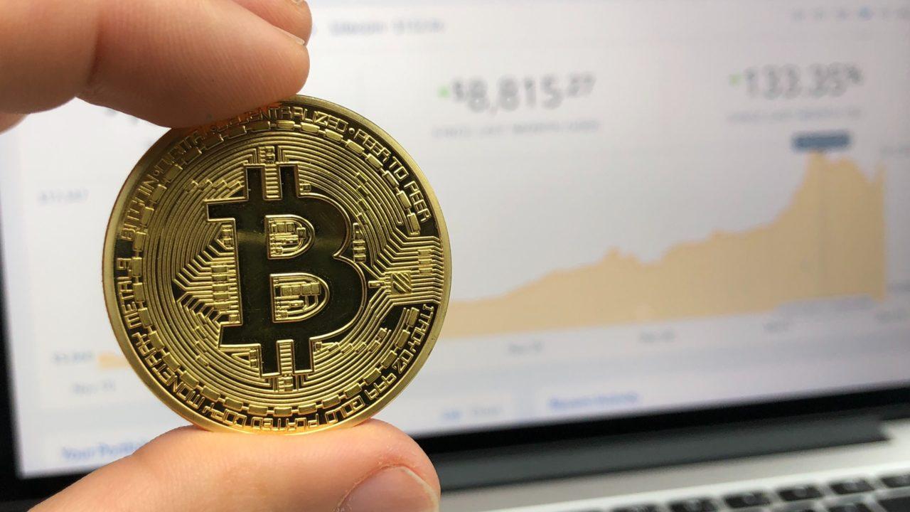 2018年4月ビットコイン高騰