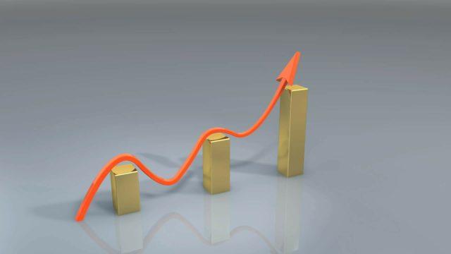 ビットコインの価格の変動