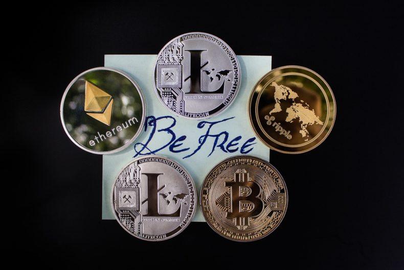 仮想通貨 ビットコイン ライトコイン リップル イーサリアム