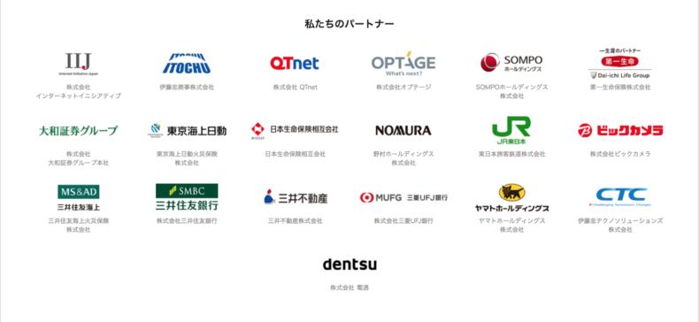 DeCurret(ディーカレット)合弁企業