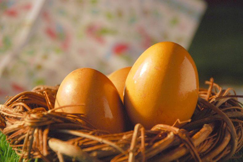ひとつのカゴに卵を盛るな