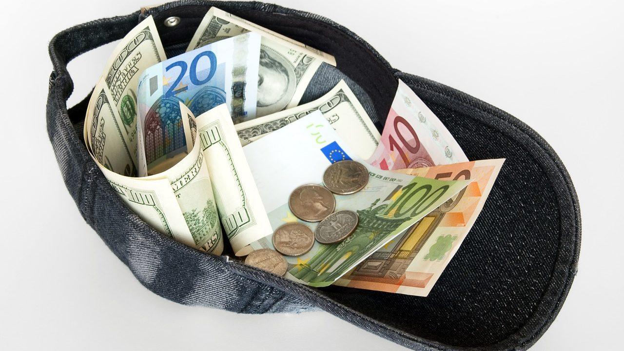 仮想通貨の投げ銭