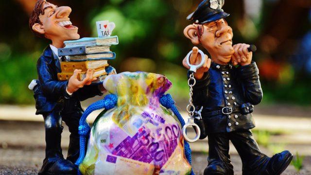 ビットコイン逮捕