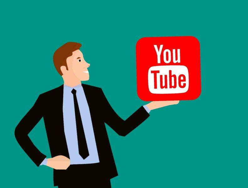 youtuberとして仕事をする人